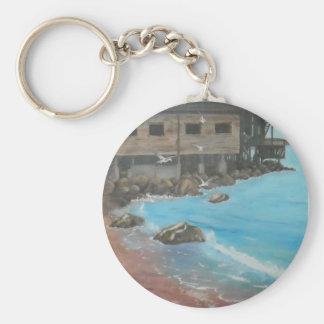 Al's Seascape keychain