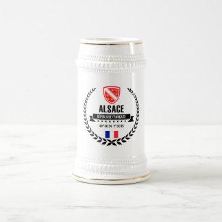 Alsace Beer Stein