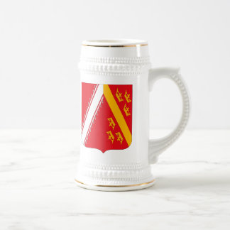 Alsace Coat of Arms Mug