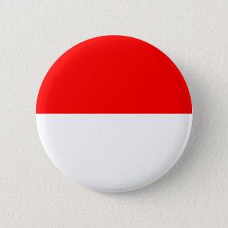 Alsace-Lorraine Flag 2 Inch Round Button