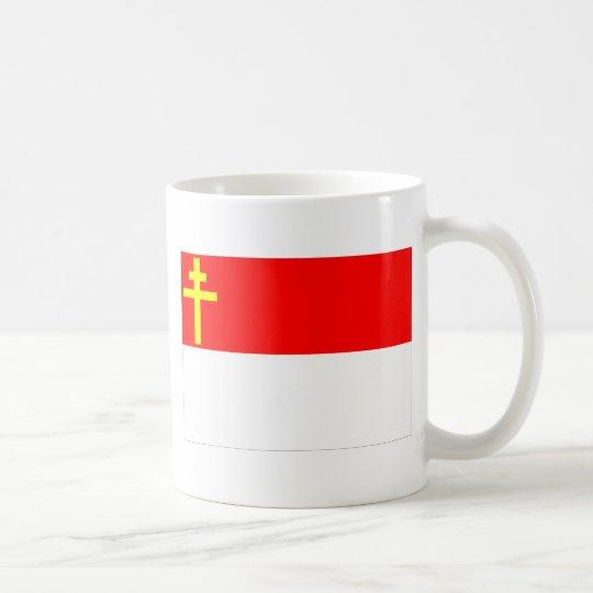 Alsace-Lorraine Flag Coffee Mug