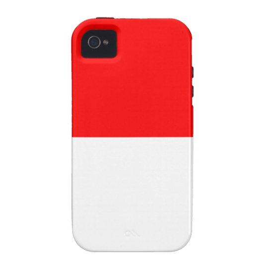 Alsace-Lorraine Flag iPhone 4/4S Case