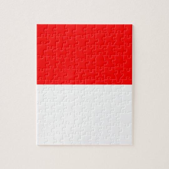 Alsace-Lorraine Flag Jigsaw Puzzle
