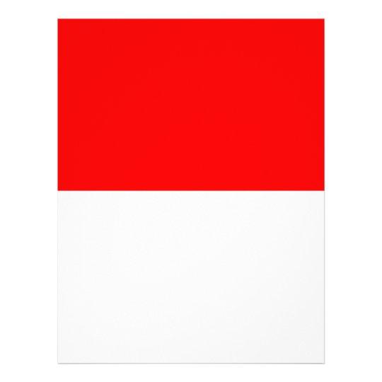 Alsace-Lorraine Flag Letterhead