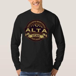 Alta Sepia Logo T-Shirt