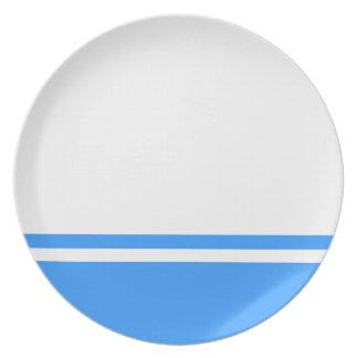 Altai Republic Flag Plate