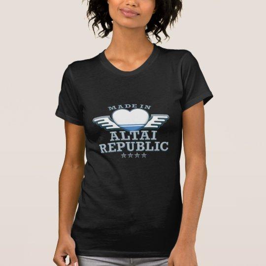 Altai Republic Made v2 T-Shirt