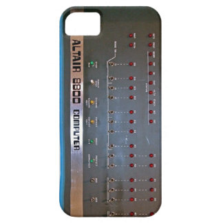 Altair 8800 Computer with Analog Switches iPhone 5 Case