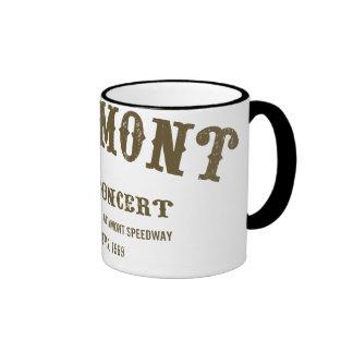 Altamont libèrent le concert mug ringer