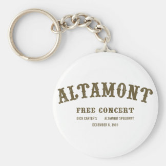 Altamont libèrent le concert porte-clef