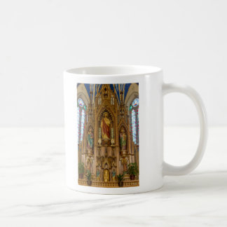 Altar At St Peter Coffee Mug
