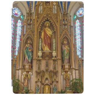 Altar At St Peter iPad Cover