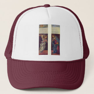 Altar Of The Last Judgment Wing: The Annunciation Trucker Hat