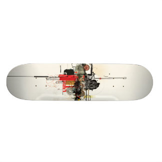 Altar Skateboard Deck