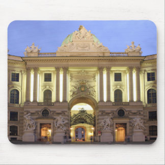 Alte Hofburg at night in Vienna photo Mouse Pad