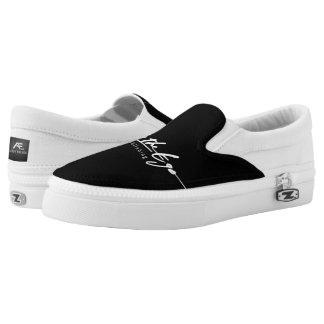 Alter The Ego Custom Zipz Slip On