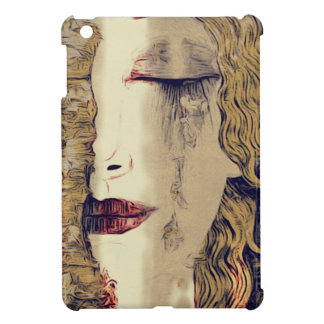 Altered Art Klimt Painting iPad Mini Case