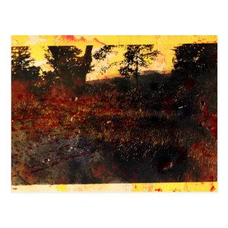 Altered Scene Postcard