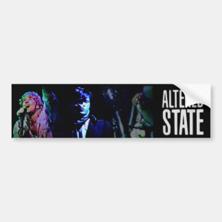"Altered State ""Altered State 25"" bumpersticker Bumper Sticker"