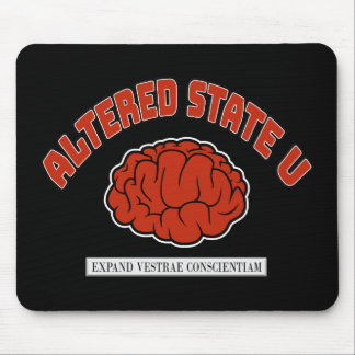 Altered State U Mouse Pad