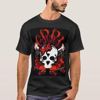 Alternate color for Grrl of Pensacola Logo T-Shirt