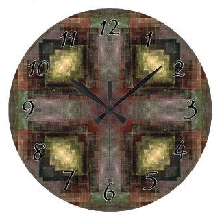 Alternate Dimensions Tiled Wallclock