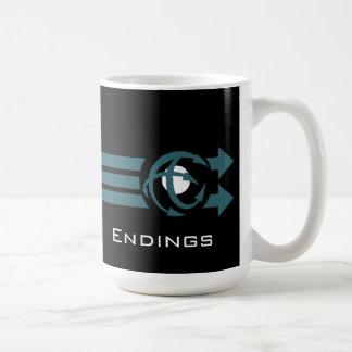 Alternate Endings Logo and Banner Mug