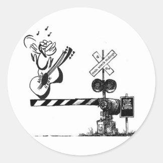 Alternate Logo Sticker