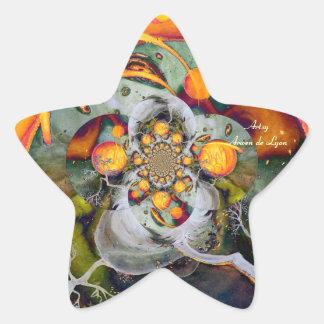 Alternate World 1 Star Sticker