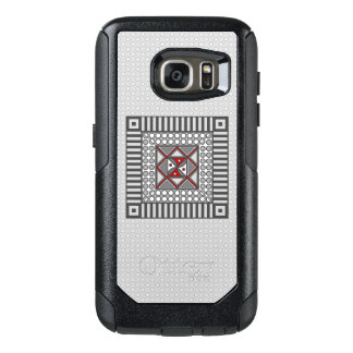 Alternating Geometric Otterbox Phone Case