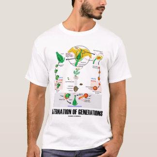 Alternation Of Generations (Flower) T-Shirt