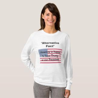 Alternative Fact Humor Anti-Trump Shirt