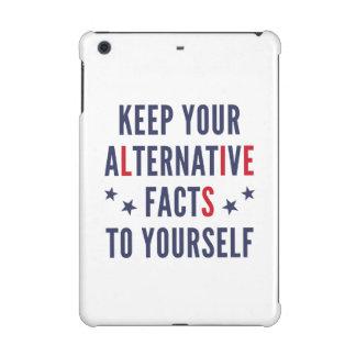 Alternative Facts iPad Mini Retina Cover