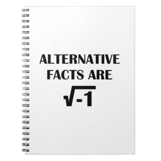Alternative Facts Notebook