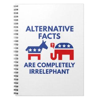 Alternative Facts Notebooks