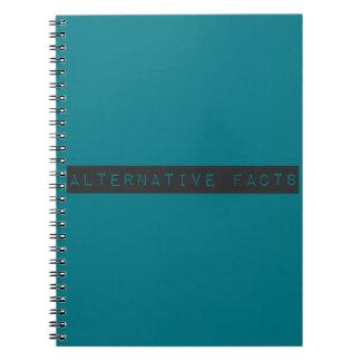 Alternative Facts Spiral Notebook