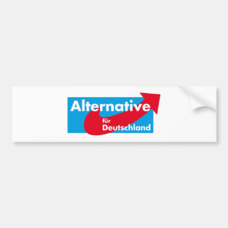 Alternative für Deutschland bumper sticker