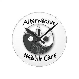 Alternative Health Care Wall Clocks