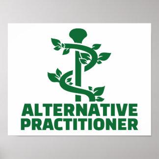 Alternative practitioner poster