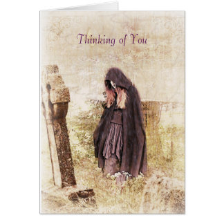 Alternative Sympathy Card