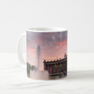 Altes Museum and Lustgarten in Berlin Coffee Mug