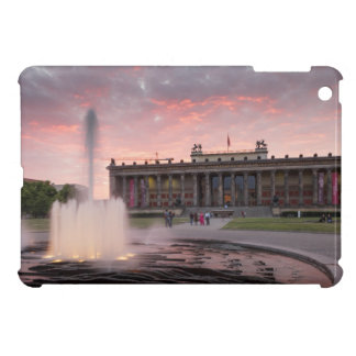 Altes Museum and Lustgarten in Berlin Cover For The iPad Mini