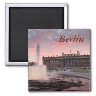 Altes Museum and Lustgarten in Berlin Magnet