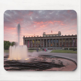 Altes Museum and Lustgarten in Berlin Mouse Pad