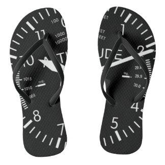 Altimeter Jandals Flip Flops