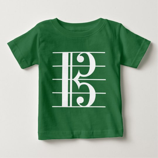 Alto Clef Baby T-Shirt