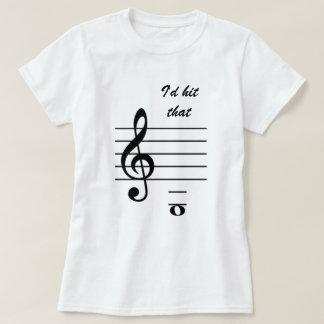 Alto, I'd hit that T-Shirt