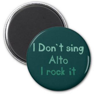 Alto Rock It Magnet