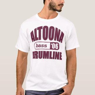 Altoona Drumline Bass Shirt