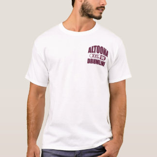Altoona Drumline Pocket Tee